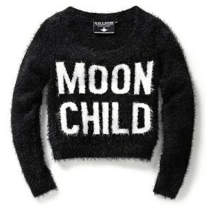 Killstar sweater size M